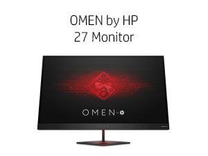 Amazon com: OMEN by HP 25-inch FHD Gaming Monitor with Tilt