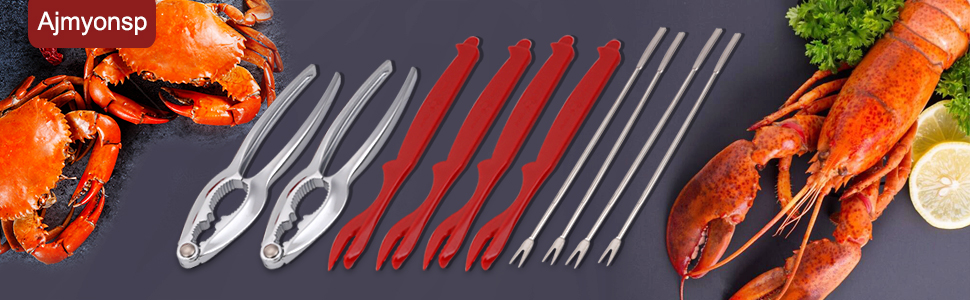 Seafood Tools Set