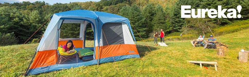 camping; eureka; copper canyon lx tent
