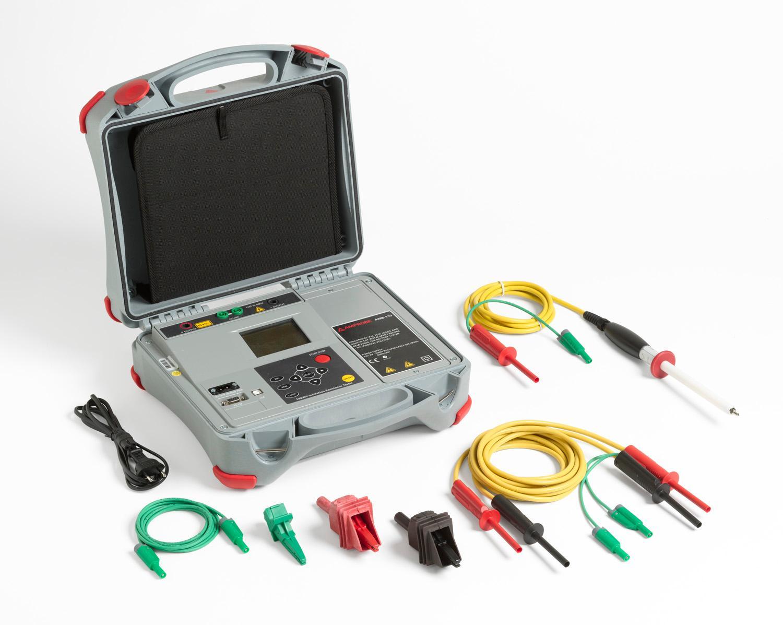 High Voltage Tester : Amprobe amb industrial high voltage insulation tester