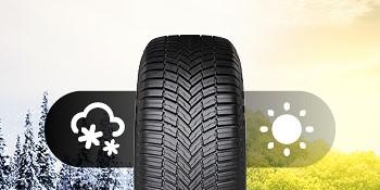 Bridgestone Weather Control A005 Evo 225 45 R19 96v Xl C A 71 Ganzjahresreifen Pkw Suv Auto