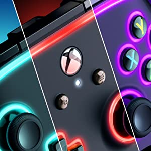Color Options - PowerA Spectra Wired Controller for Xbox One