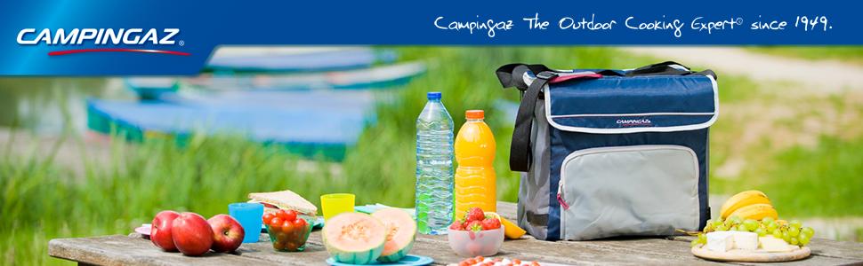 Campingaz Fold`N Cool Nevera Flexible, 30 l, Unisex, Azul Marino ...