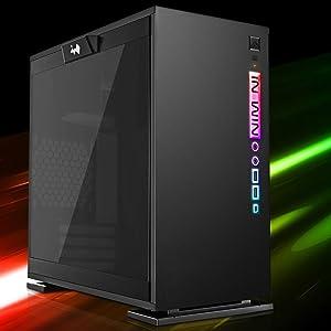 mini tower, pc gaming chassis, computer case, micro atx, mini itx