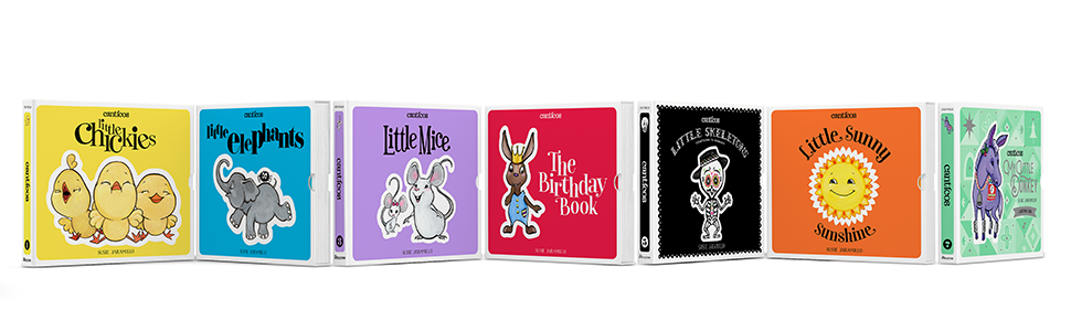 Bilingual nursery rhyme books, apps and videos.