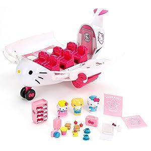 Hello Kitty Jet Plane Playset Jadatoys 253248000