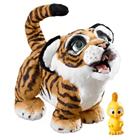 (was 9.99) FurReal Roarin' Tyler, the Playful Tiger