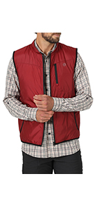 ATG x Wrangler Reversible Classic Vest