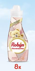 Robijn Rosé Chique Wasverzachter voordeelverpakking