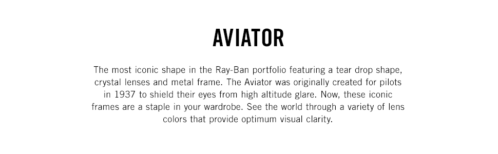 c6f5cb78b Amazon.com: Ray-Ban RB3025 Aviator Metal Sunglasses.: Shoes