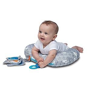 boppy, boppy pillow, boppy pillow cover, nursing pillow, infant, tummy time, infant, newborn