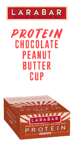 Larabar Chocolate Peanut Butter Cup Protein Bars