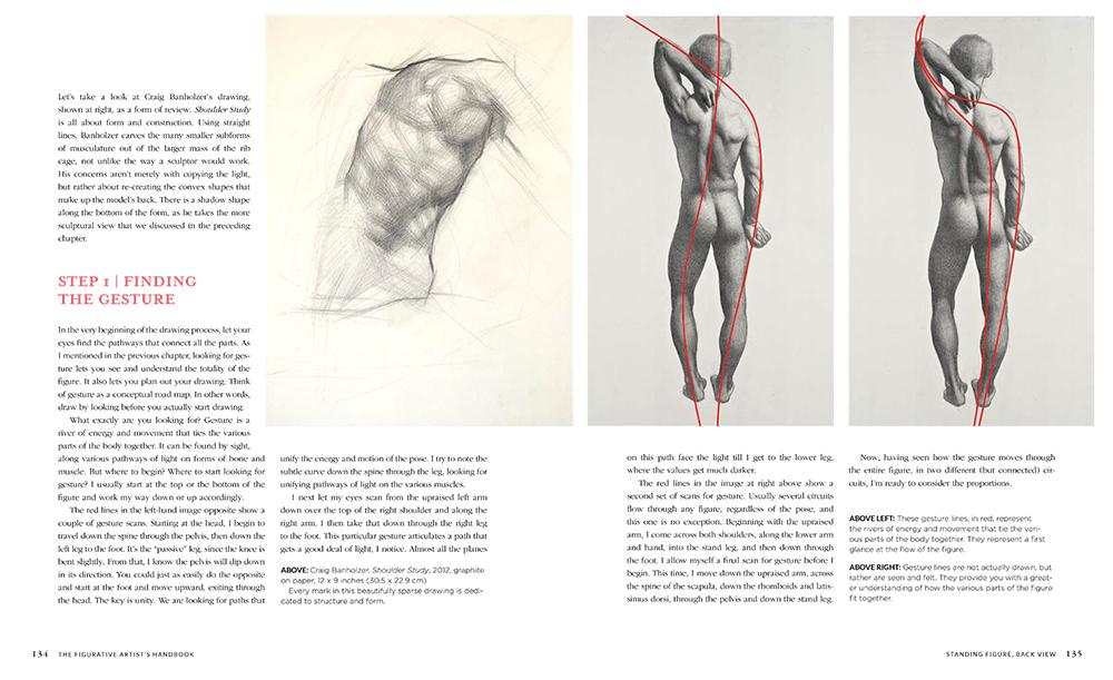The Figurative Artists Handbook A Contemporary Guide To Figure