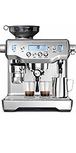 the Oracle espresso