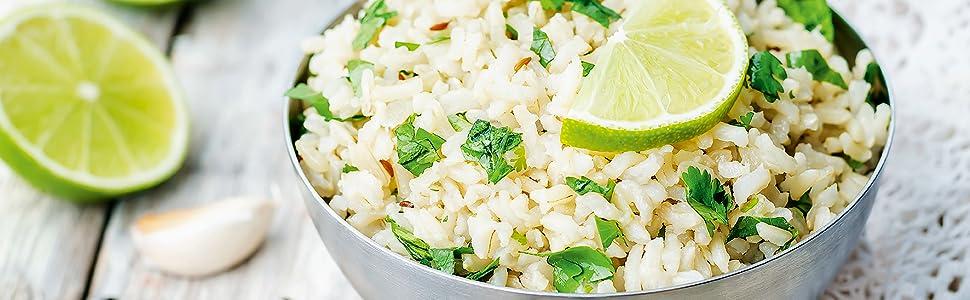 Cuiseur à riz, riz, sain, Chine, accompagnement.