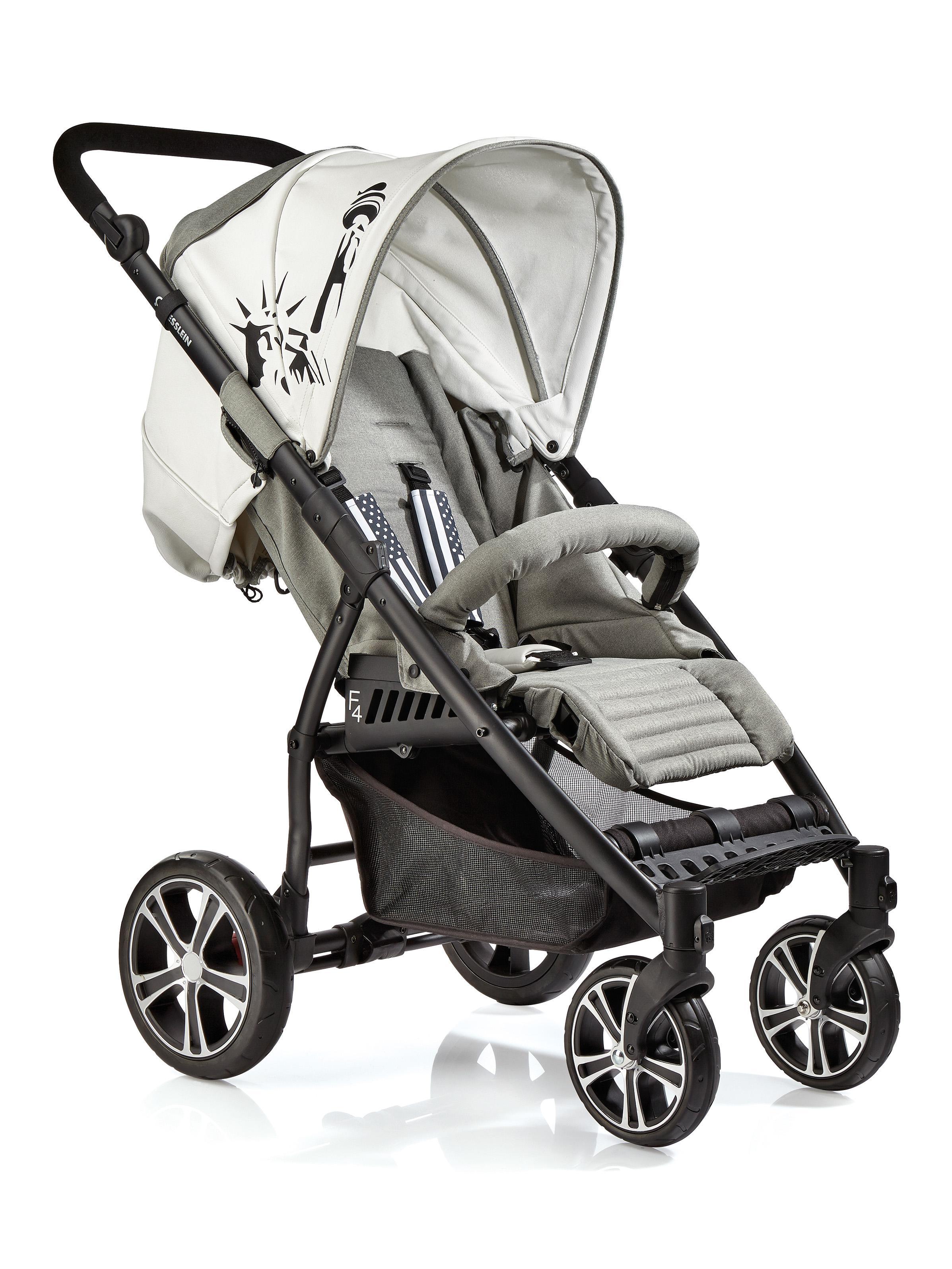 gesslein 304000575000 buggy s4 braun baby. Black Bedroom Furniture Sets. Home Design Ideas