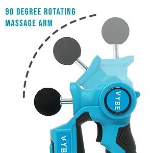 deep tissue massager back