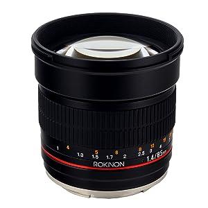 High Performance Prime Lens Advantages
