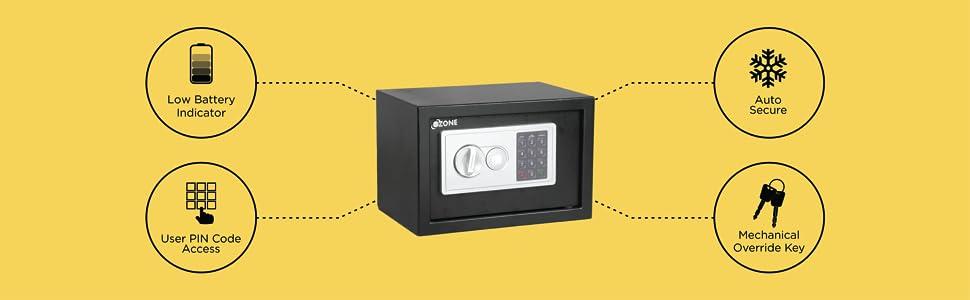 Digital Safe for Home