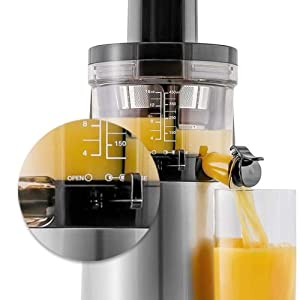 Amazon.com: Hurom Elite Slow Juicer Model HH-SBB11 Noble ...