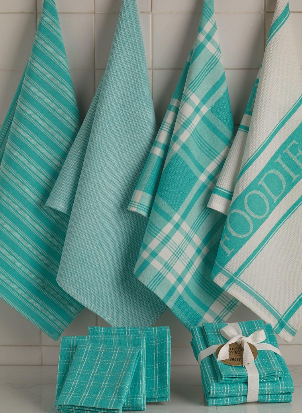 Amazon.com: DII Cotton Jacquard Dish Towels, 20x28 Set of 3 ...