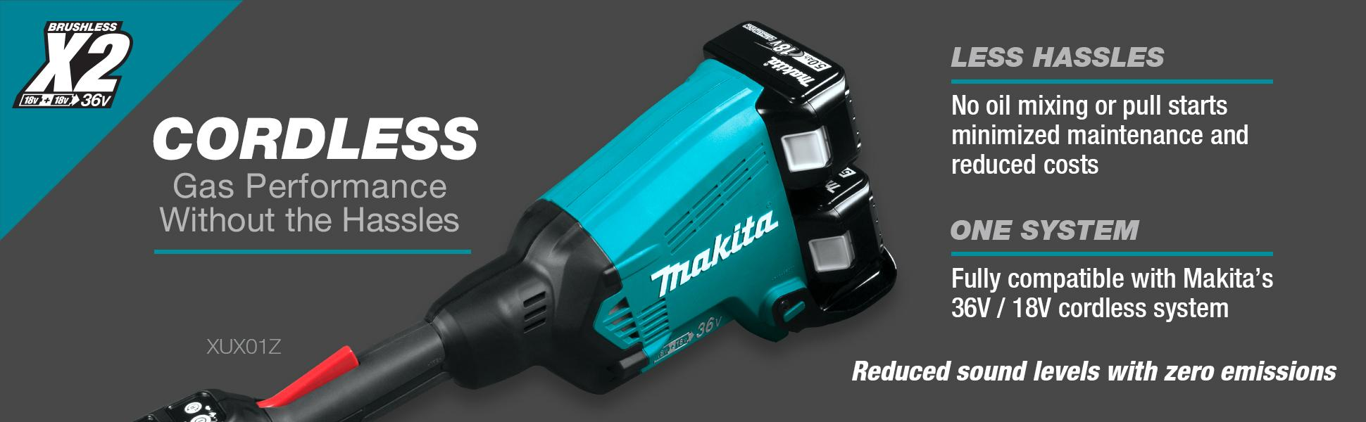 Amazon.com: Makita em400mp cortador de cepillo para polvo ...