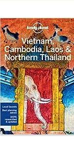 Vietnam, Cambodia, Laos and Northern Thailand