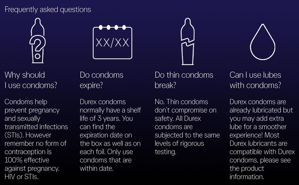 Durex Mutual Climax Condom