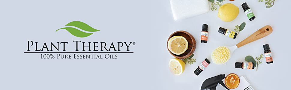 plant therapy 100% pure essential oils