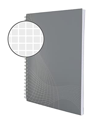 AVERY Zweckform 7013 Notizbuch notizio (A4, Papier-Cover