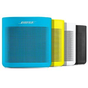 【Amazon.co.jp限定カラー】Bose SoundLink Color Bluetooth Speaker II