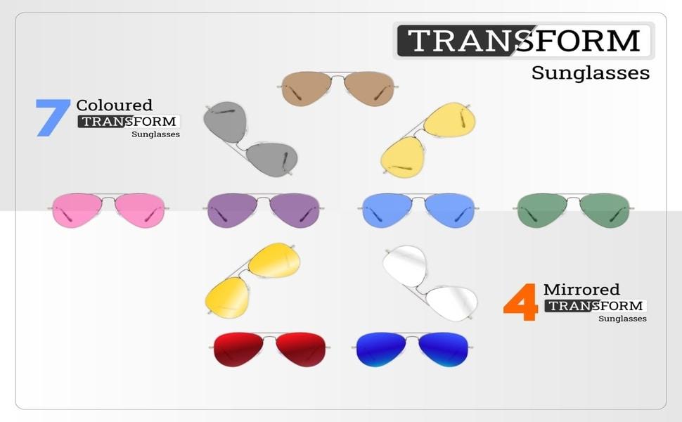 Glasses Colors