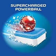 Finish dishwasher dishwashing dish detergent pod pods tab tablets powerball complete platinum maxin1