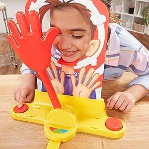 Hasbro Gaming - Juego infantil Cara Splash Boom (Hasbro E1972175) , color/modelo surtido: Amazon.es: Juguetes y juegos
