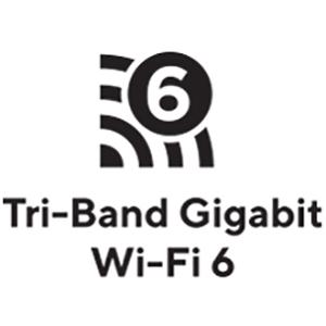 Wi- = Fi 6