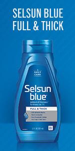 Selsun Blue Full & Thick Shampoo