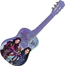 La guitarra clásica de los Descendientes