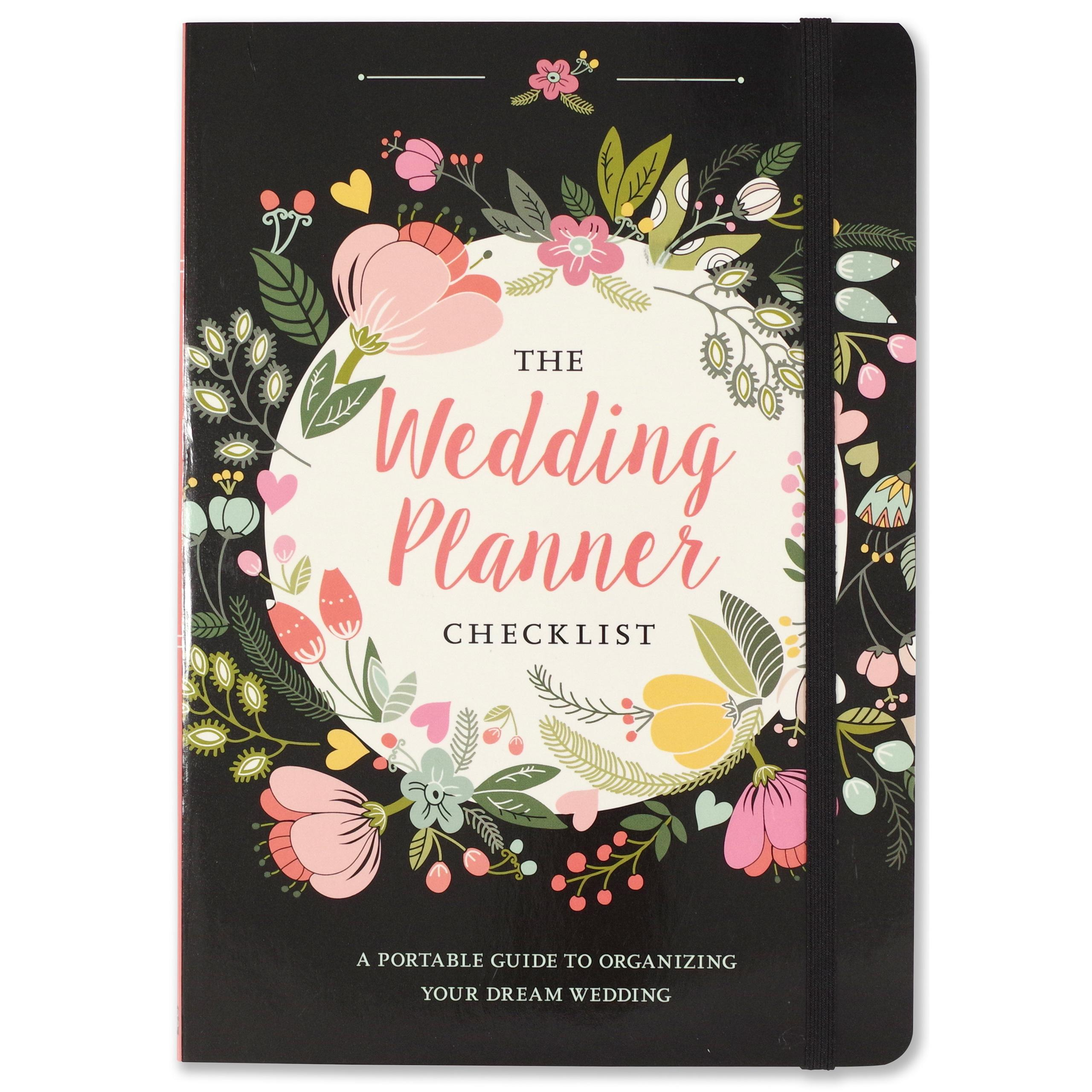 The Wedding Planner Checklist (A Portable Guide To