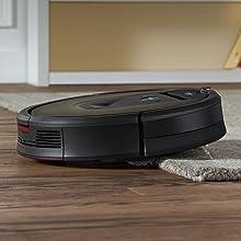 robot, aspirador, roomba, limpieza, hogar, inteligente, rendimiento, desniveles, aerovac