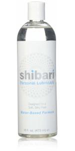 Lubricant, Water Based, Shibari