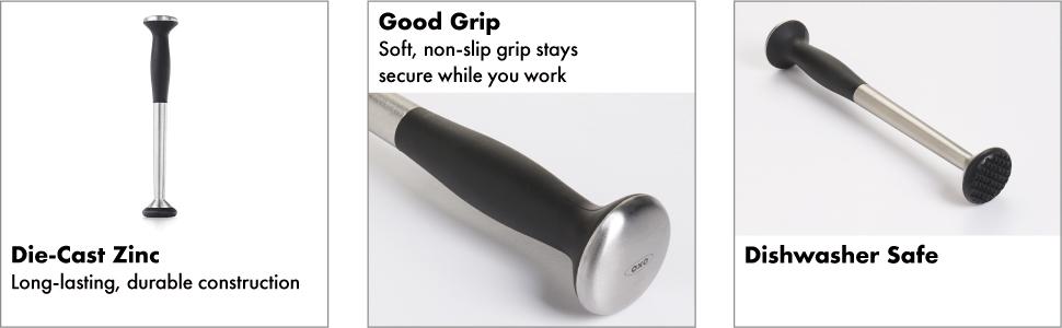 OXO Good Grips Steel Muddler