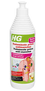 ... HG Tratamiento previo antimanchas ultraeficaz ...