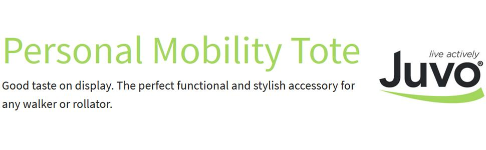 Amazon.com: juvo Productos uso personal Movilidad Bolsa para ...