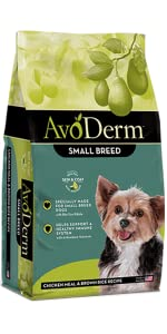 small breed adult dog food