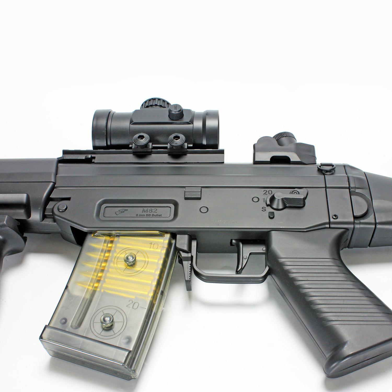 Amazon.com : BBTac BT-M82 Airsoft Gun Fully Automatic ...