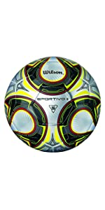 Wilson, Balón de fútbol, Diseño WC18 Alemania, Tamaño 5 oficial ...