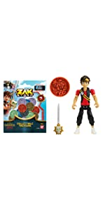... Zak Storm 3-inch Action Figure with Blind Bag ...