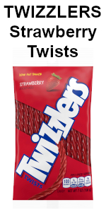 twizzler twizzlers strawberry flavor flavored sweets candy hershey hersheys