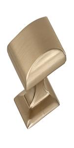 square knob,crystal knob,glass knob,modern knob,novelty knob,gold crystal cabinet knob