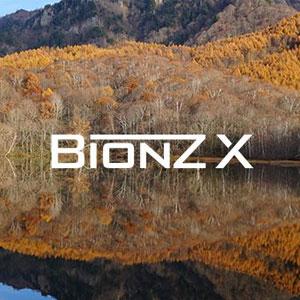 Logo for BIONZ X